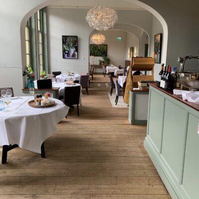 Diner Utrechtse Heuvelrug Oranjerie Doorn